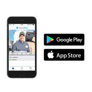 Doorbird_IP_domofon_D101_aplikacija