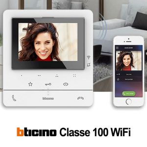 Domofon Bticino Classe 100 WiFi