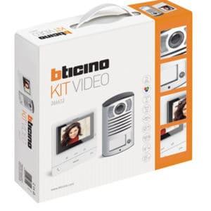 Domofon Bticino Linea 2000 z notranjo video enoto - komplet
